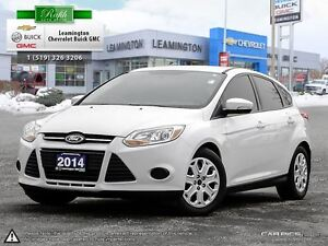2014 Ford Focus GREAT LOOKING VEHICLE, LOW KM'S