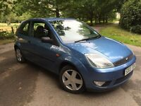 Ford Fiesta, FSH, Low Mileage, Great condition