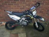 Crf70 140cc pit bike
