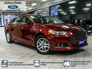 2013 Ford Fusion SE, Navigation, Moonroof, Leather, Heated seats