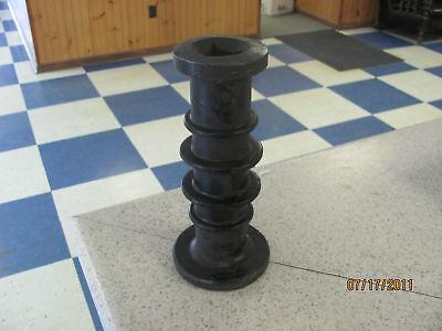 Disc Harrow Bearings Ribbed Spool 9 Long 1 Sq Axle