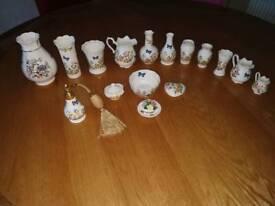 Ainsley china set
