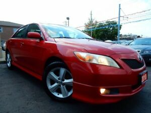 2010 Toyota Camry SE | FULLY LOADED | SKIRT PKG | LOW KM