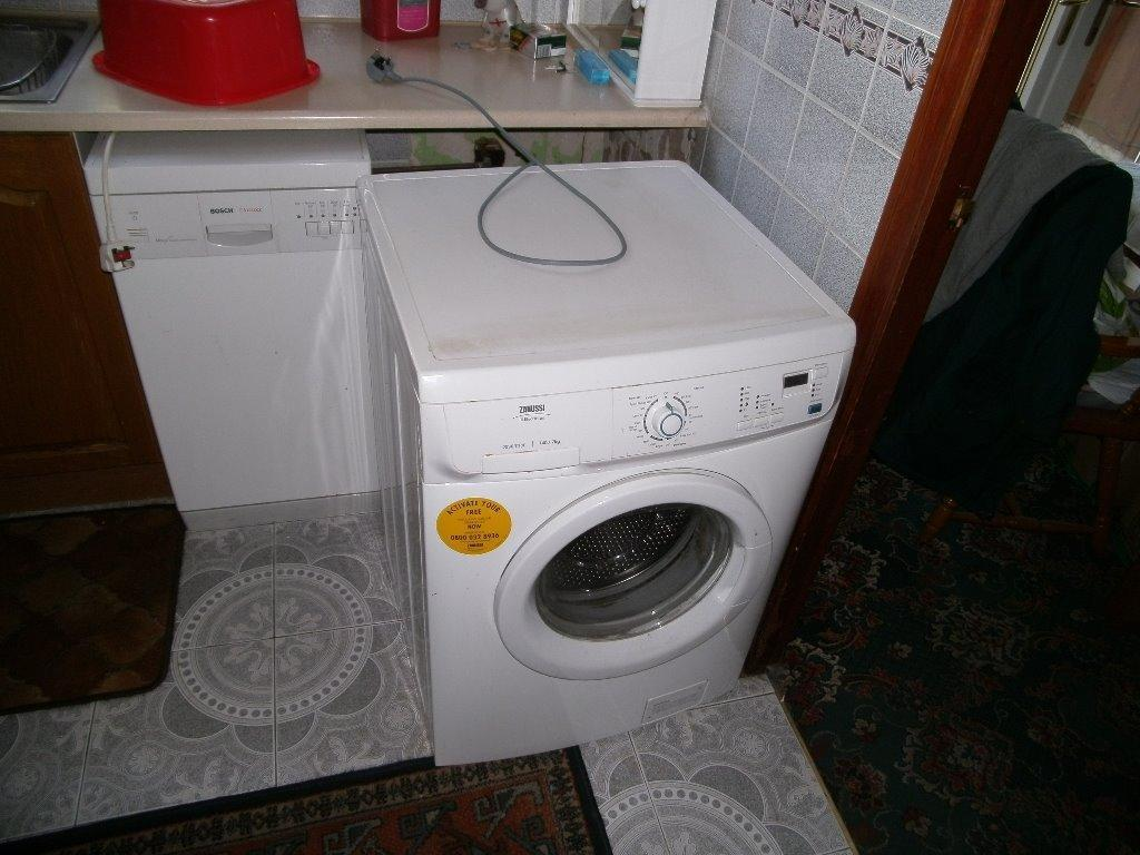 Zanussi washing machince for sale in good condition  : 86 from www.gumtree.com size 1024 x 768 jpeg 99kB