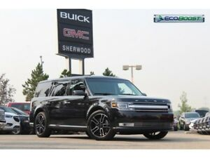 2014 Ford Flex Limited| Sun| Nav| H/C Leath| Dual Clim| RV Cam