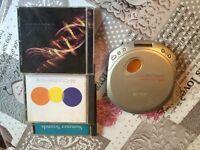 Sony Walkman and discs