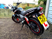 KSR Moto CODE 125 - Mint Condition