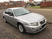 Rover 75 SE Connoisseur for spares or repairs