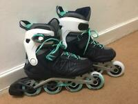 Inline Skates AS NEW - FIT500 - SIZE 6.5.
