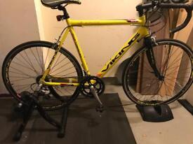 Turbo trainer + Bike