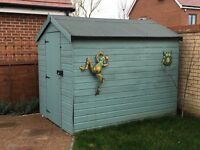 Shed 6 x 8ft for sale, buyer to dismantle and collect from cambourne.