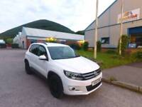 Private Vehicle For Lease 2013 VW Tiguan 1.4