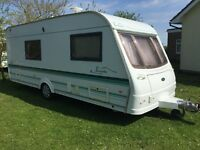 Coachman 4 berth caravan