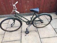 Hercules Vintage Antique Bicycle Bike Like BSA
