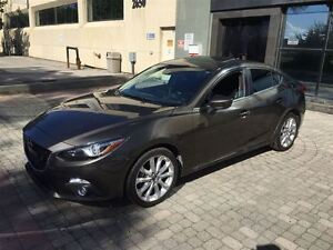 2014 Mazda MAZDA3 GRAND TOURING|SKYACTIVE|REV CAM|NAVI|ACCIDENT