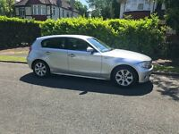2006(06) BMW 116i SE MANUAL **69,000 MILES** *FSH* **LEATHER INTERIOR** *VERY GOOD CONDITION*
