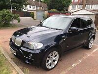 2008 BMW X5 3.0 30sd M Sport 5dr *** 7 Seater *** @07445775115