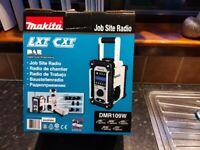 Makita Site Radio