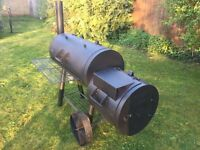 American Barbecue Smoker, very good condition
