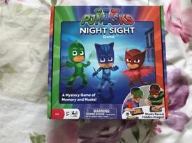 PJ mask game