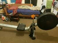 Rower rowing machine v fit