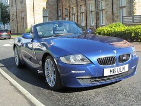 Stunning Z4 2.5SE Sound generator upgrade new wheels and tyres