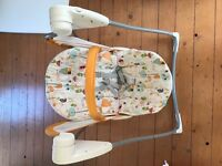 Graco swing and glide Baby swing