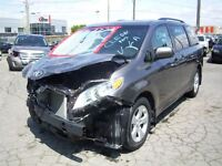 2013 Toyota Sienna LE 4CYL EN MARCHE MAG GR ELECT 7 PASSAGERS  C