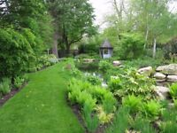 Under Gardener needed for a Private Residence - A Cotswold Garden with a few surprises!
