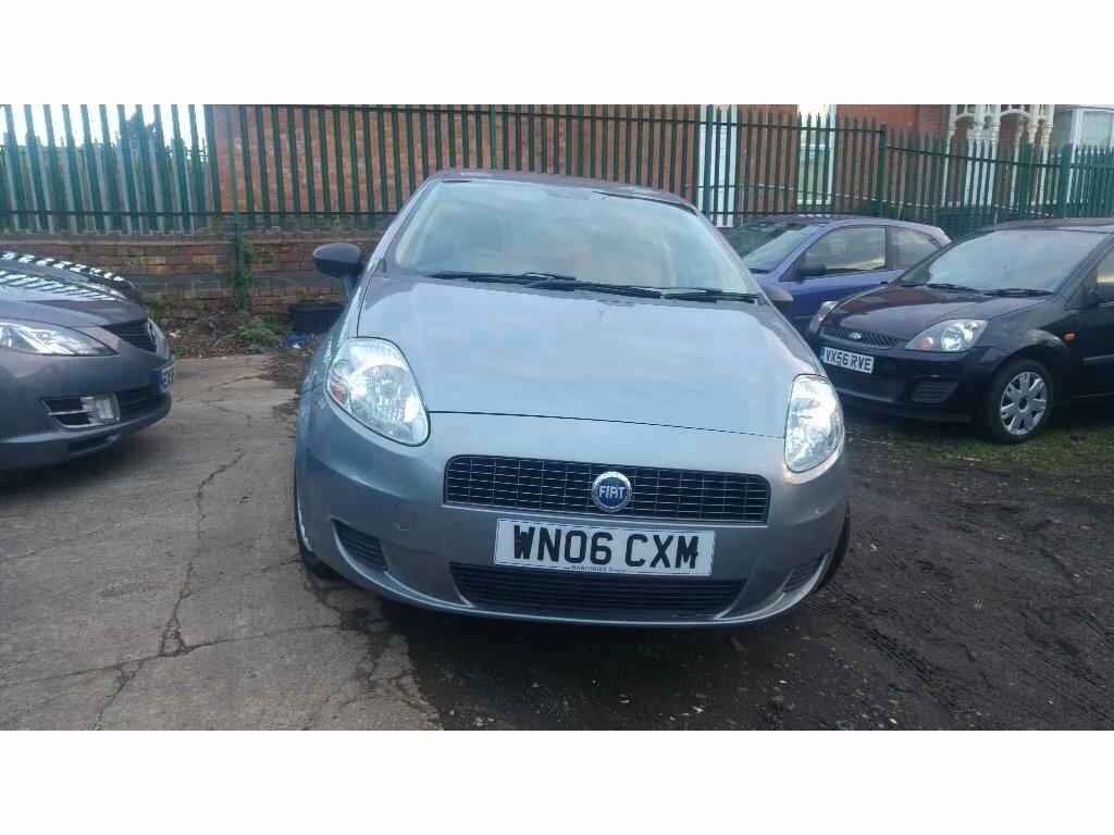 2006 fiat punto 1.2 active 5dr. Cambelt Changed. New clutch. 1yr mot.