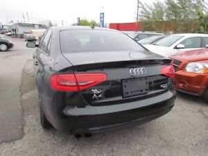 2013 Audi A4 2.0T | AWD | LEATHER | ROOF | ONE OWNER London Ontario image 4