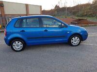 05 plate 1.2 polo 16k vgc ideal 1st car