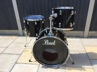 Vintage Mahogany Shell Pearl Drums