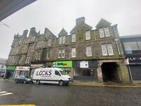 To rent - Whytehouse Mansions-3 double bed, furnished prop in the centre of Kirkcaldy - video avail