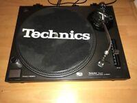 Technics 1210s mk2 turntables