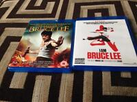 Bruce Lee blu-Ray bundle