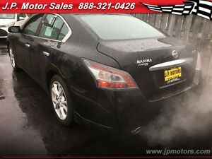 2012 Nissan Maxima 3.5 SV, Automatic, Leather, Sunroof, Back Up  Oakville / Halton Region Toronto (GTA) image 4