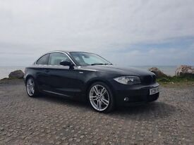 BMW 1 Series 123d M Sport Coupe
