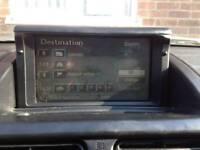Lexus is200 sat nav motorised screen centre console controller & DVD drive 98-05 breaking spares