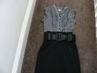 New Look Dress Size 6 Only Been Worn Once.