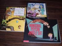 Calvin & Hobbes - all three for $15