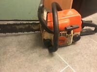 Stil chain saw