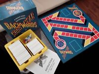 Backwards Board Game Boxed