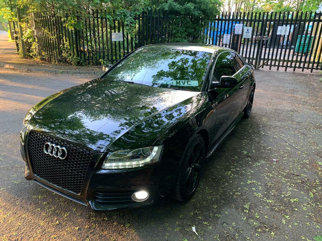 Audi A5 S Line 2 0 Tfsi In East London London Gumtree