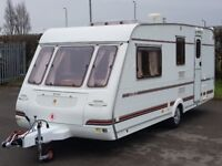 Compass Encore 500/4 !!! 1999 Year !!! Full Awning !!!