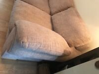 *reduced MUST GO TODAY/TONIGHT SUNDAY 24th gorgeous large two-seater sofa