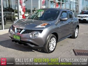 2017 Nissan Juke SV | Heated Seats, Bluetooth, Cruise