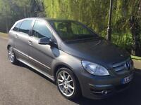 MERCEDES B170 SPORT BLUEEFFICIENCY 1 OWNER FROM NEW FULL MOT TOTALLY IMMACULATE