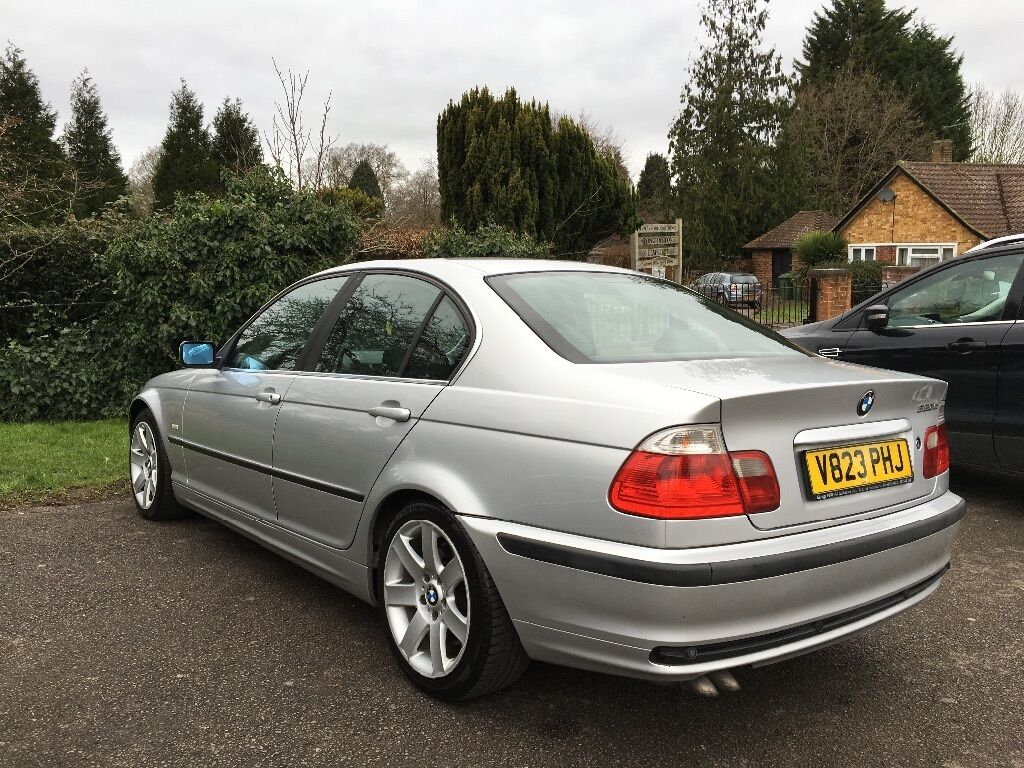 LHD 2001 BMW 330D 184 BHP MANUAL XENON CLIMATRONIC PARKING SENSORS VERY  GOOD CONDITION REG IN