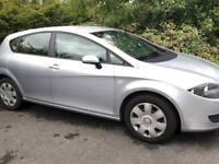 Seat Leon 1.6 petrol new mot